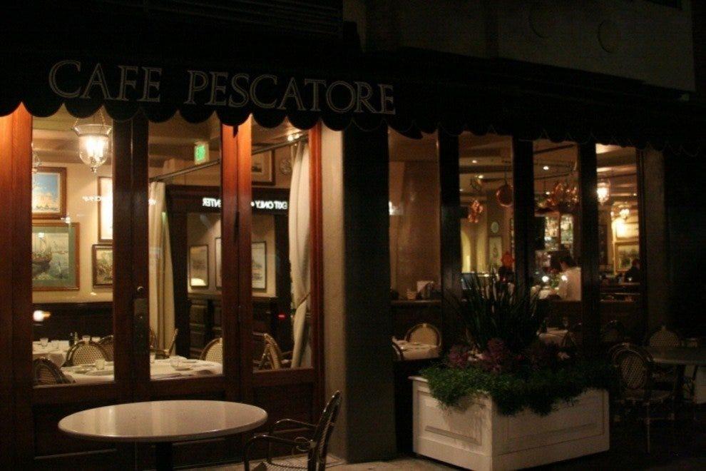 Cafe Pescatore Menu