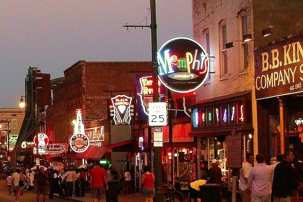 Memphis Nightlife Night Club Reviews By 10best