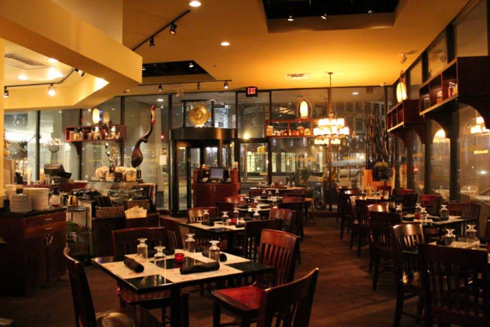 Little bangkok for Asian cuisine restaurant