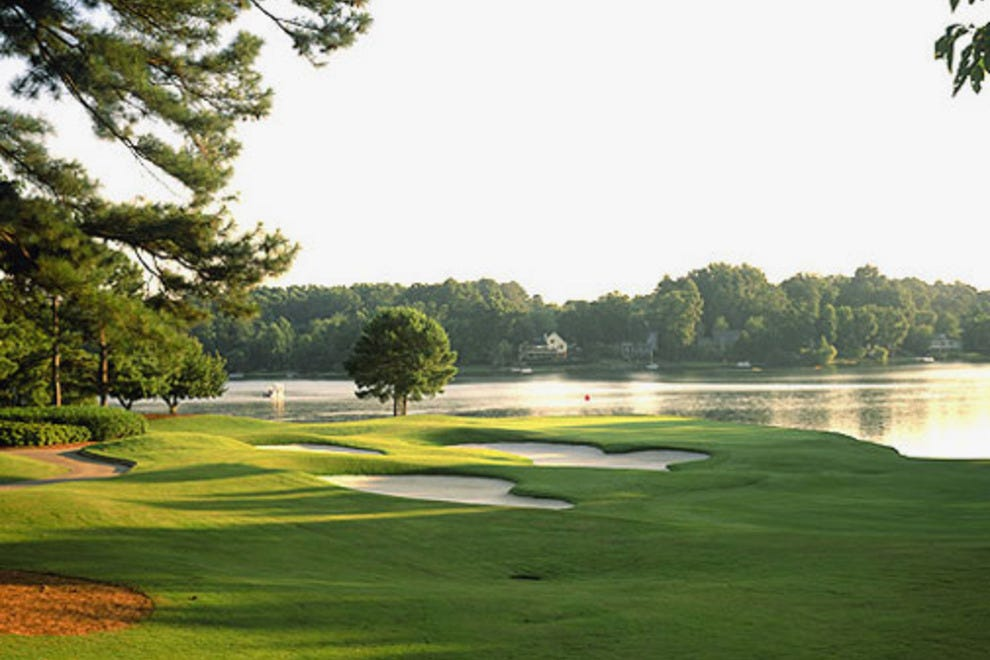 Atlanta Private Golf Courses 10Best Attractions Reviews