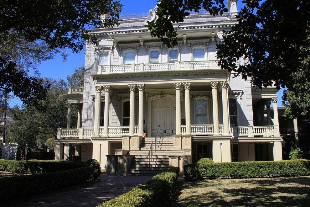 New orleans attractions and activities attraction reviews - Parking garden district new orleans ...