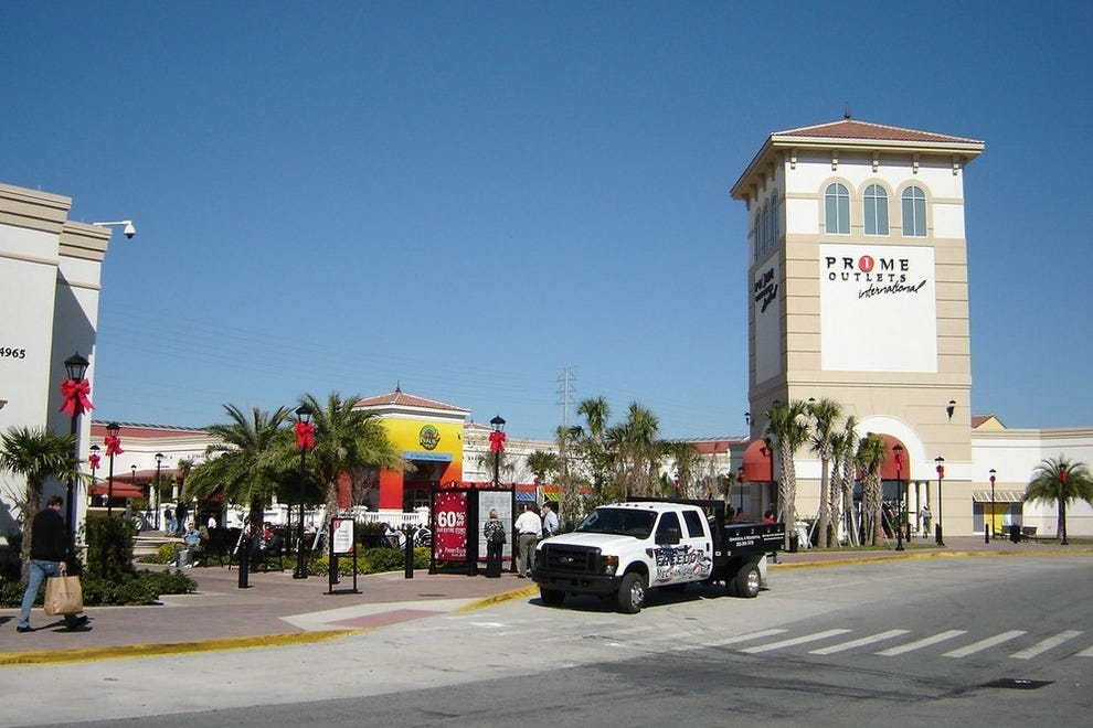 Prime Outlets: St. Augustine Shopping Review - 10Best Experts and ...