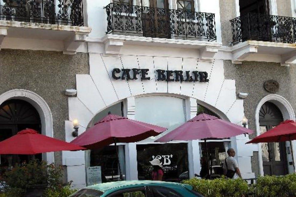 Cafe Berlin Puerto Rico San Juan
