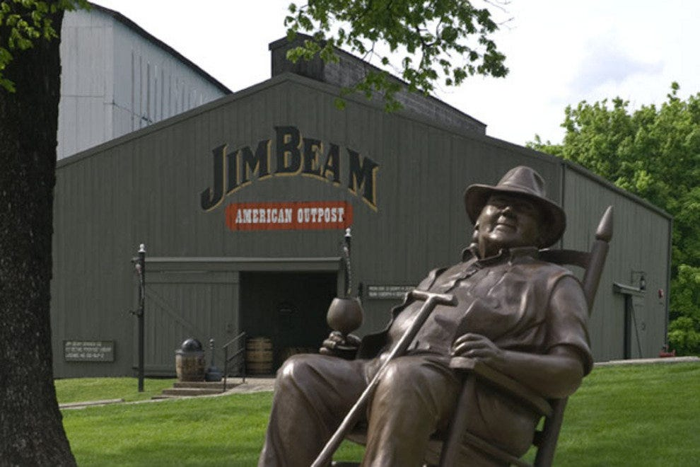 Jim Beam American Outpost and Distillery Museum