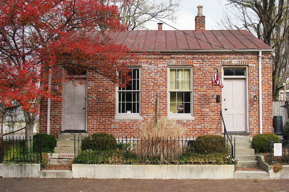 Thomas edison house louisville attractions review for Edison home show