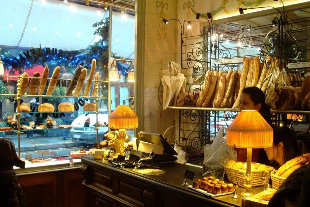 Paris boulangeries restaurants 10best restaurant reviews - Moulin a cafe boulanger ...