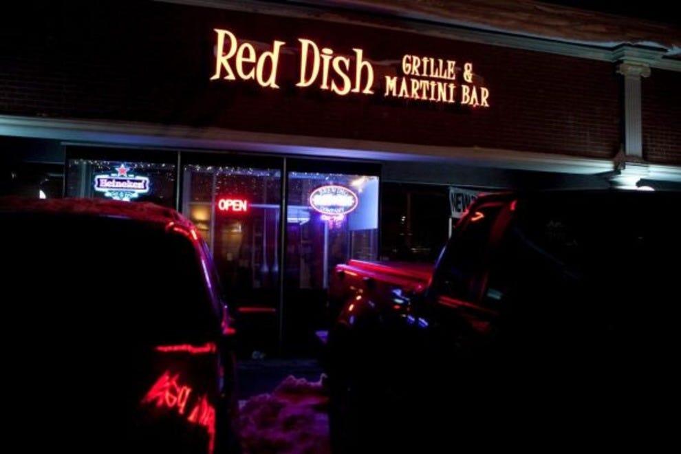 Red Dish Grill Martini Bar