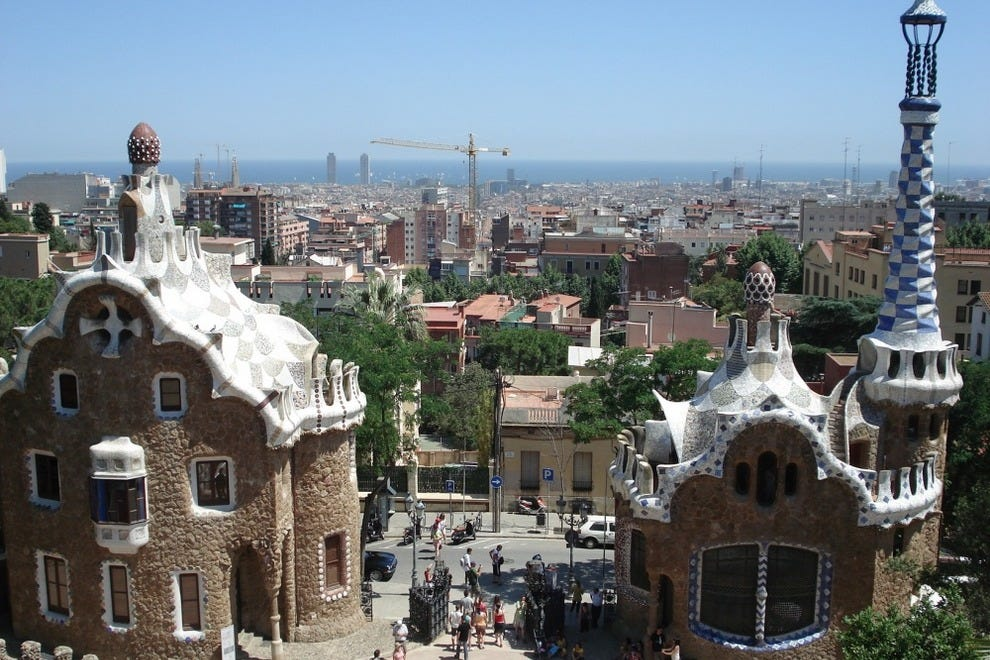 Attractions - Barcelona Tourist Attractions