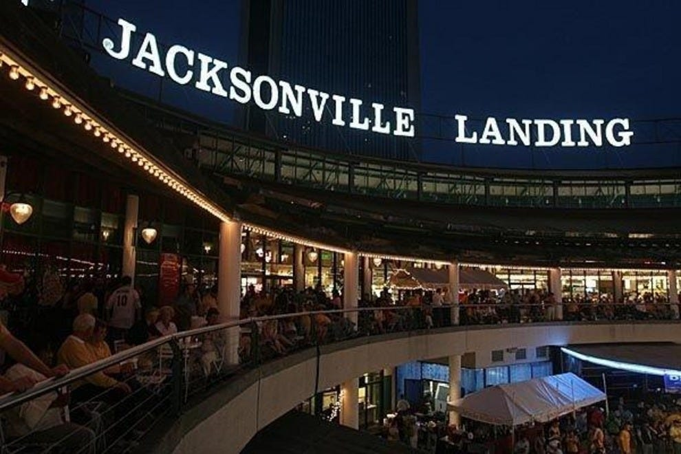 Jacksonville Landing: Jacksonville Attractions Review - 10Best Experts and Tourist Reviews