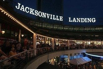 Shopping Malls and Centers in Jacksonville