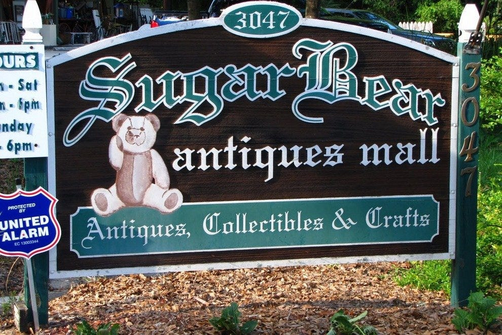 Sugar Bear Antique Mall