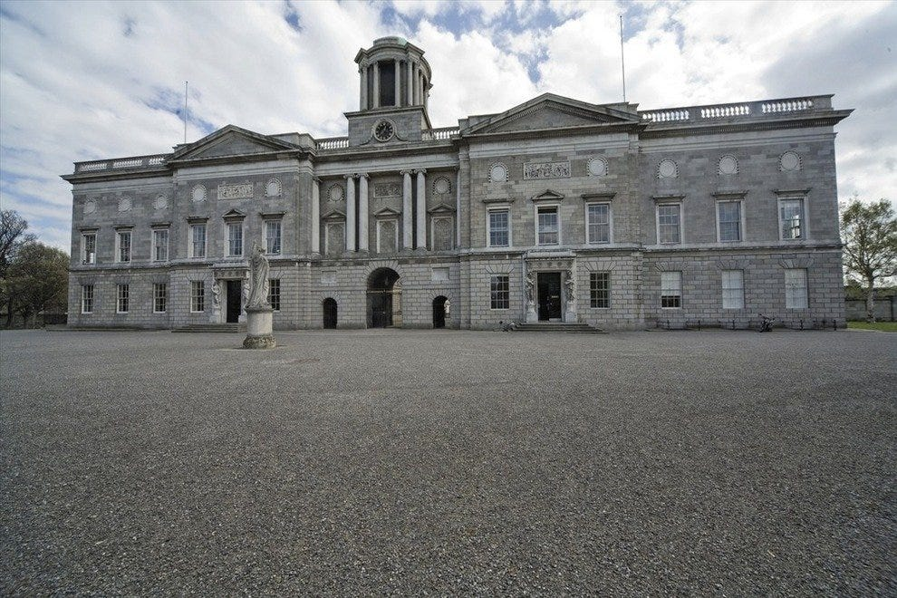 爱尔兰自然博物馆-自然历史