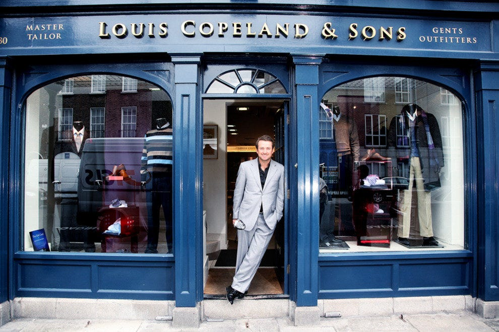 Louis Copeland and Sons