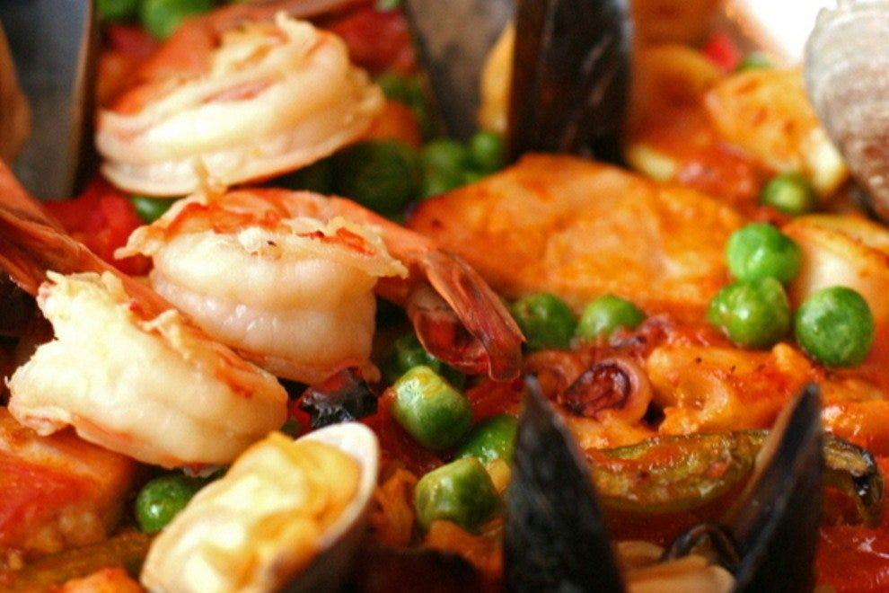 Alegrias来自西班牙的食物