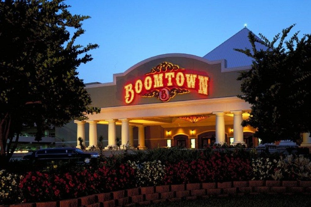 Boomtown Casino New Orleans