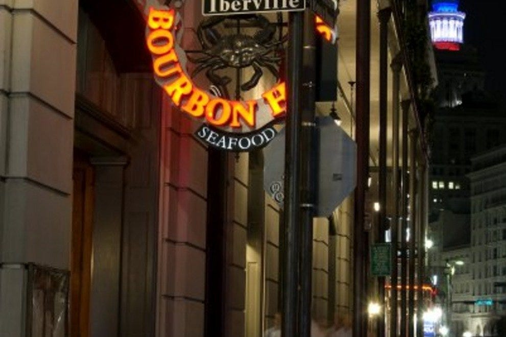 Bourbon House Seafood Oyster Bar
