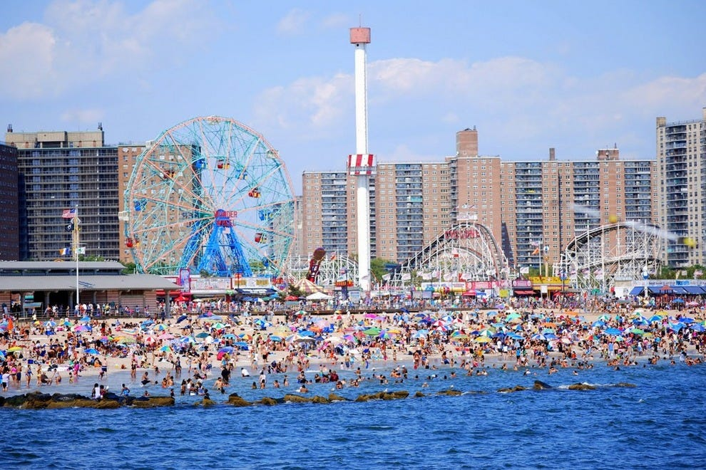 a review and comparison of disney world and the coney island Next article in issue: review essays next article in issue: review essays view issue toc volume 26 disneyland and coney island: reflections on the evolution of the modern amusement park francaviglia, richard v main street usa: a comparison/contrast of streetscapes in disneyland and walt disney world.