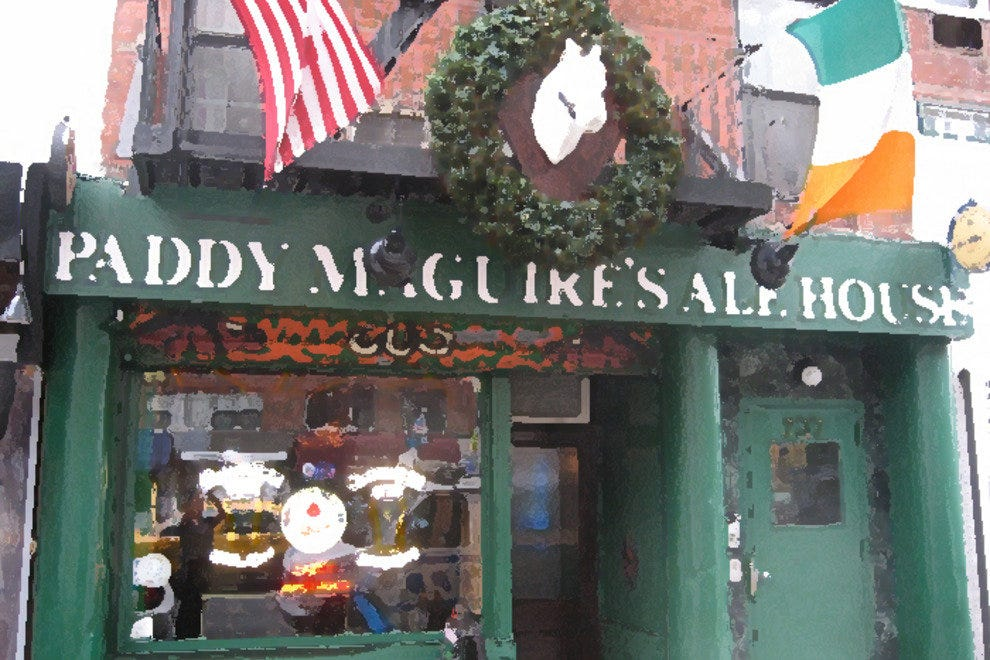 Paddy Maguire's Ale House