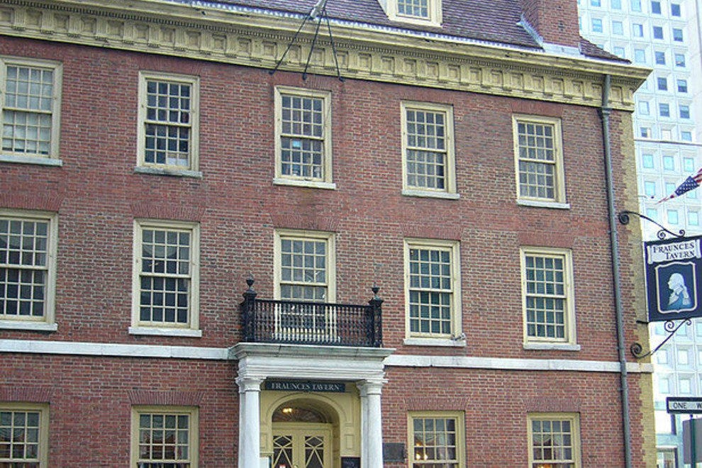 Fraunces Tavern Food Review