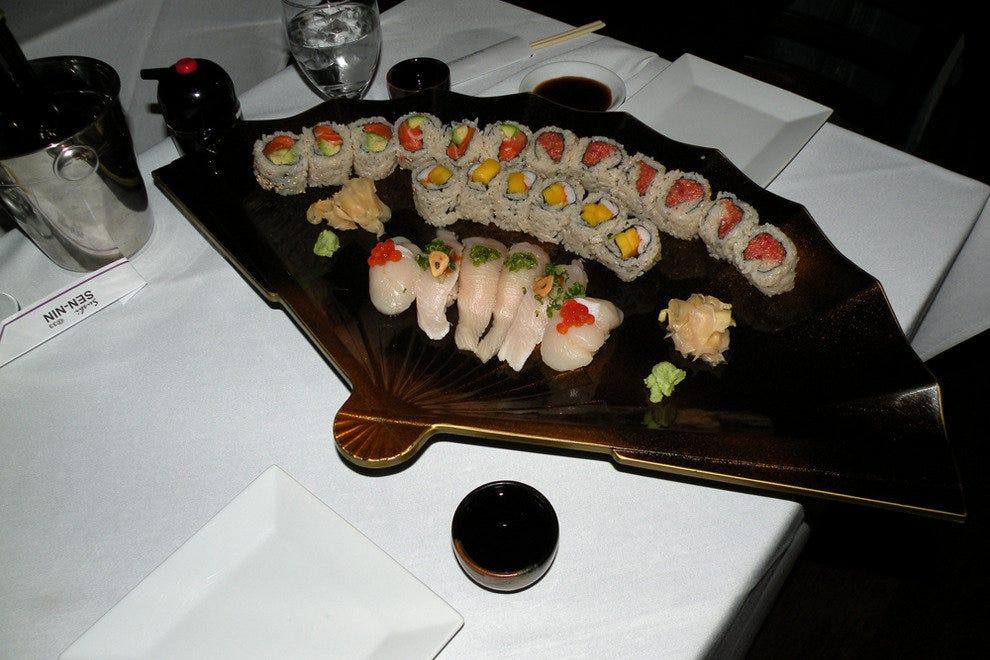 sushi nin