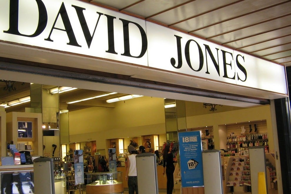 Shop online at David Jones Mall. Shop thousands of products online from your favourite brands across Fashion, Shoes, Beauty, Home, Electrical, Designer & more.