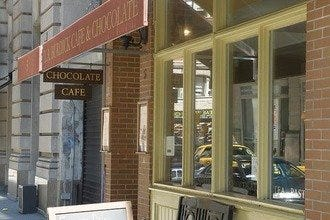 L.A. Burdick Chocolate Shop & Cafe