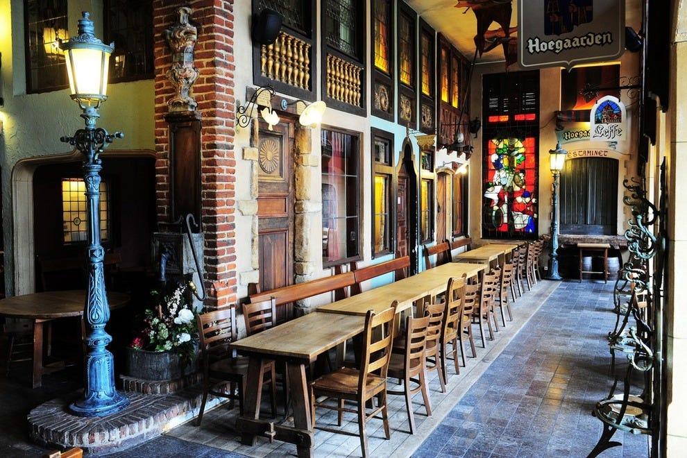 Brussels cafe restaurants 10best restaurant reviews for Cuisine x studio brussel