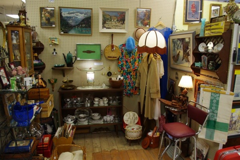 Old Strathcona Antique Mall
