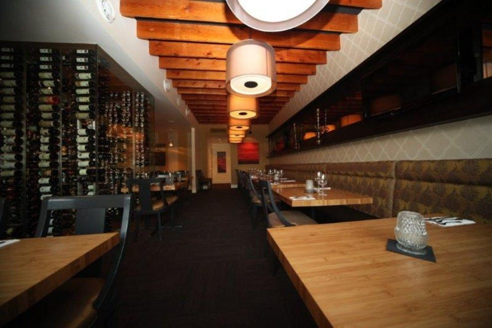 Parkallen restaurant edmonton restaurants review 10best for Best private dining rooms edmonton