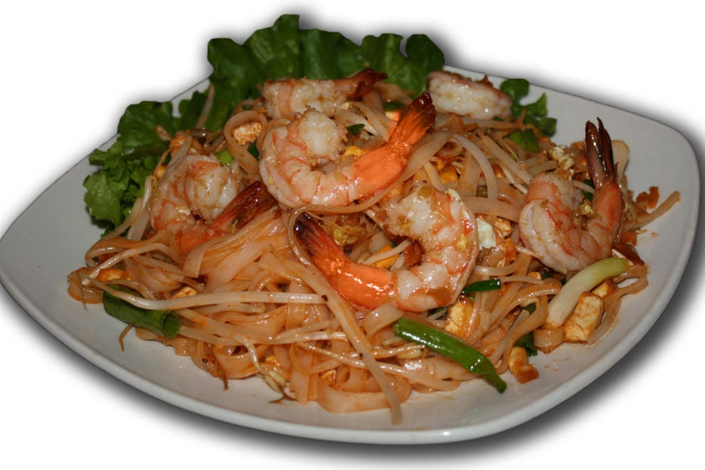 Victoria asian food restaurants 10best restaurant reviews for At siam thai cuisine
