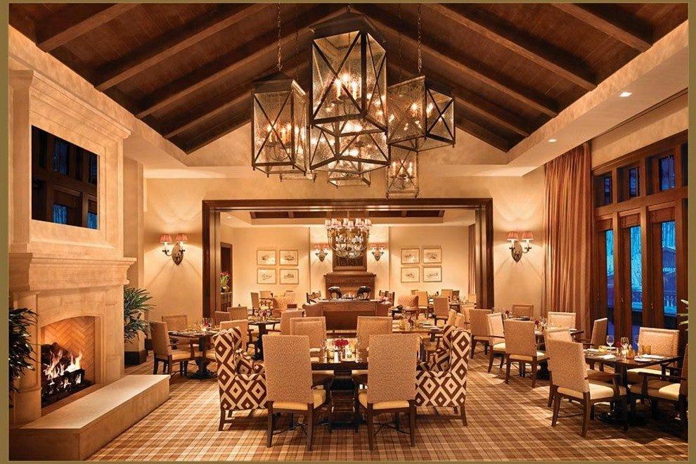 Apex At Montage Deer Valley Salt Lake City Restaurants