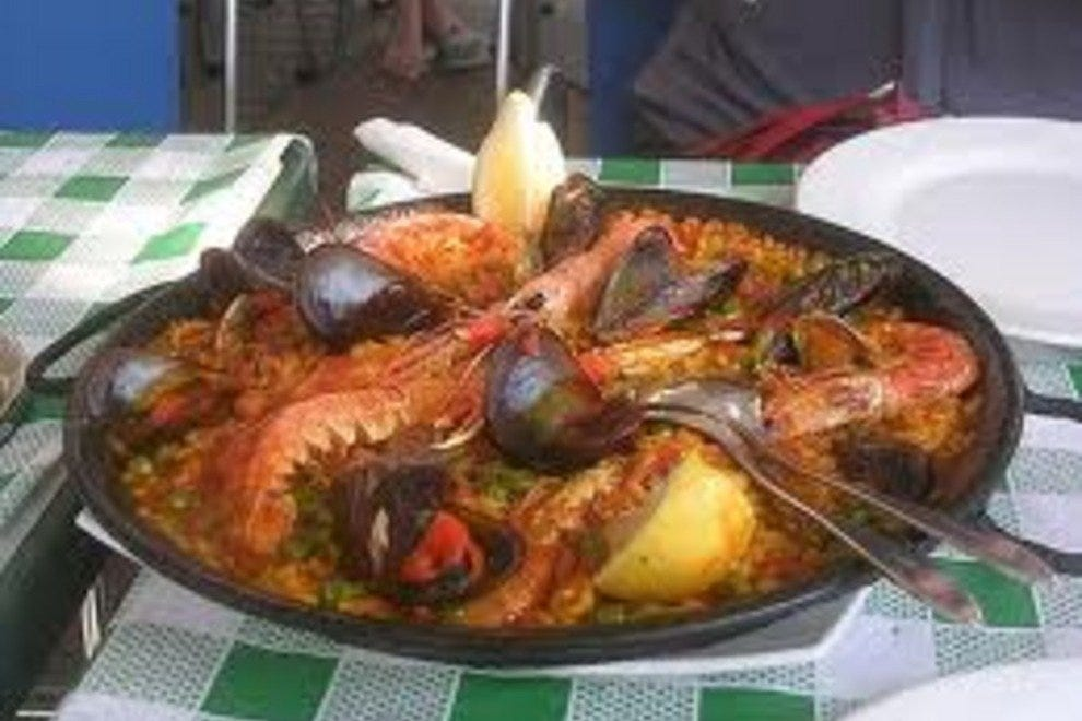 Barcelona Seafood Restaurants 10best Restaurant Reviews