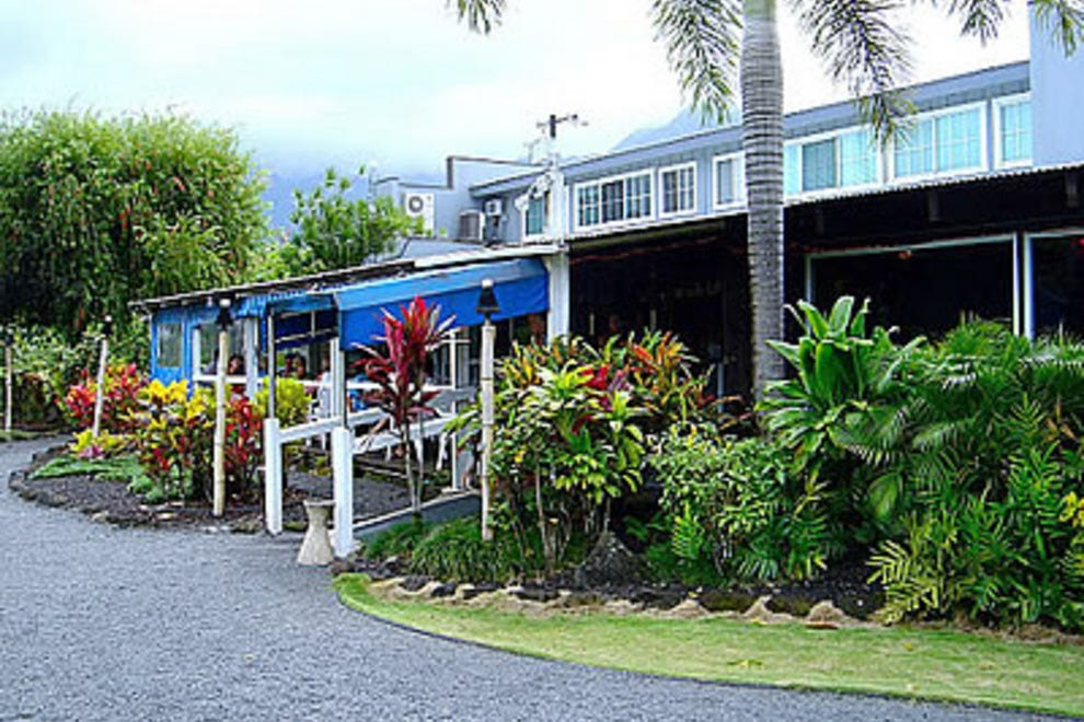 Hanalei Dolphin Restaurant and Fish Market
