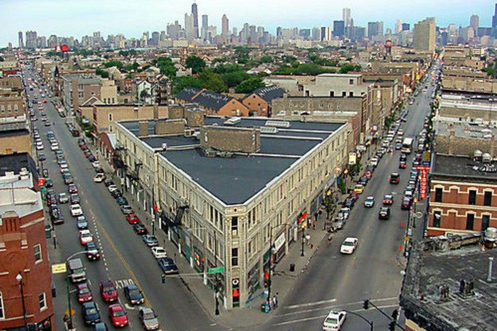 Wicker Park & Bucktown