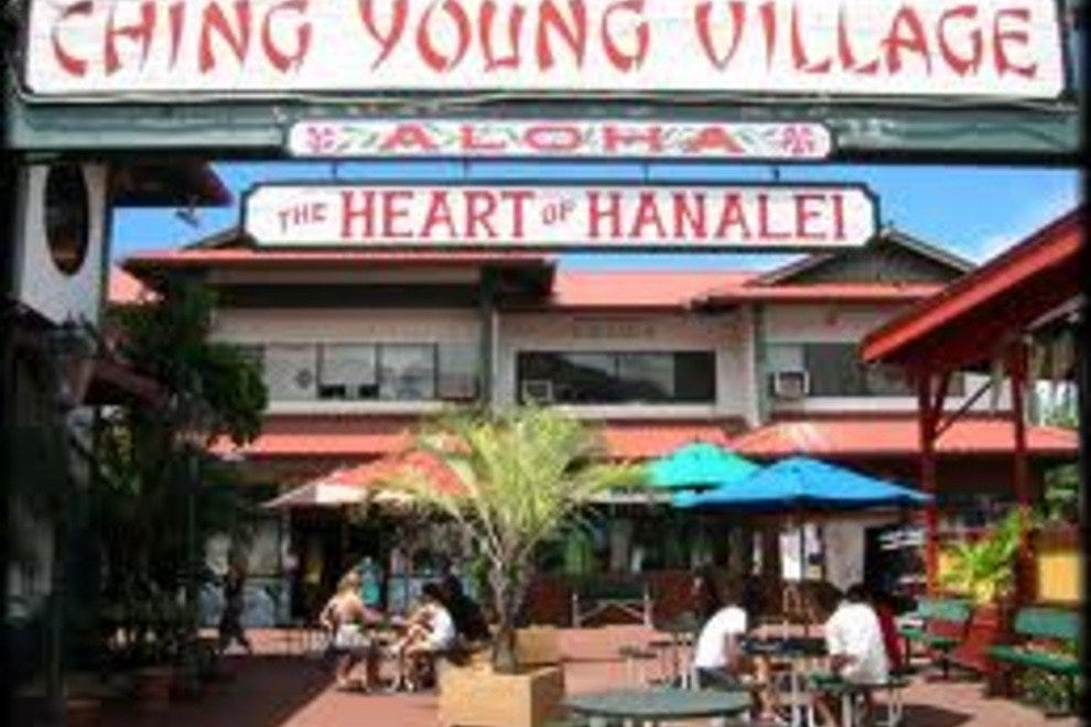 Ching Young Village Hanalei