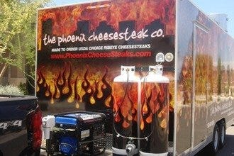 The Phoenix Cheesesteak Company