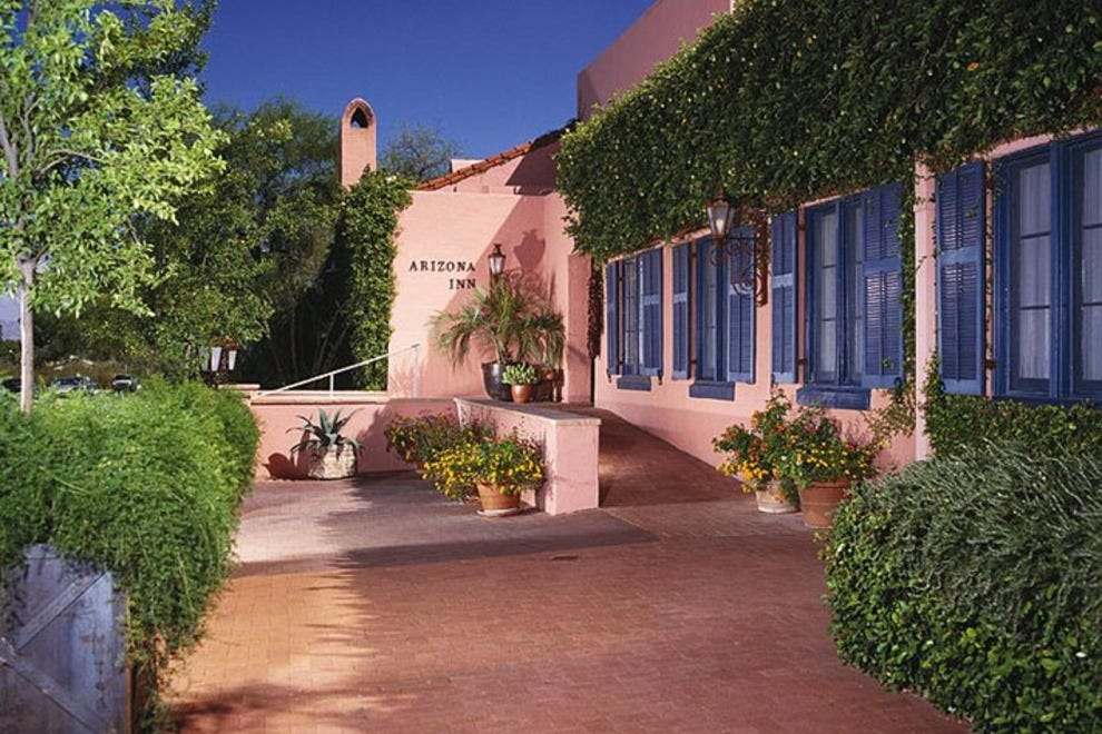 图森亚利桑那酒店