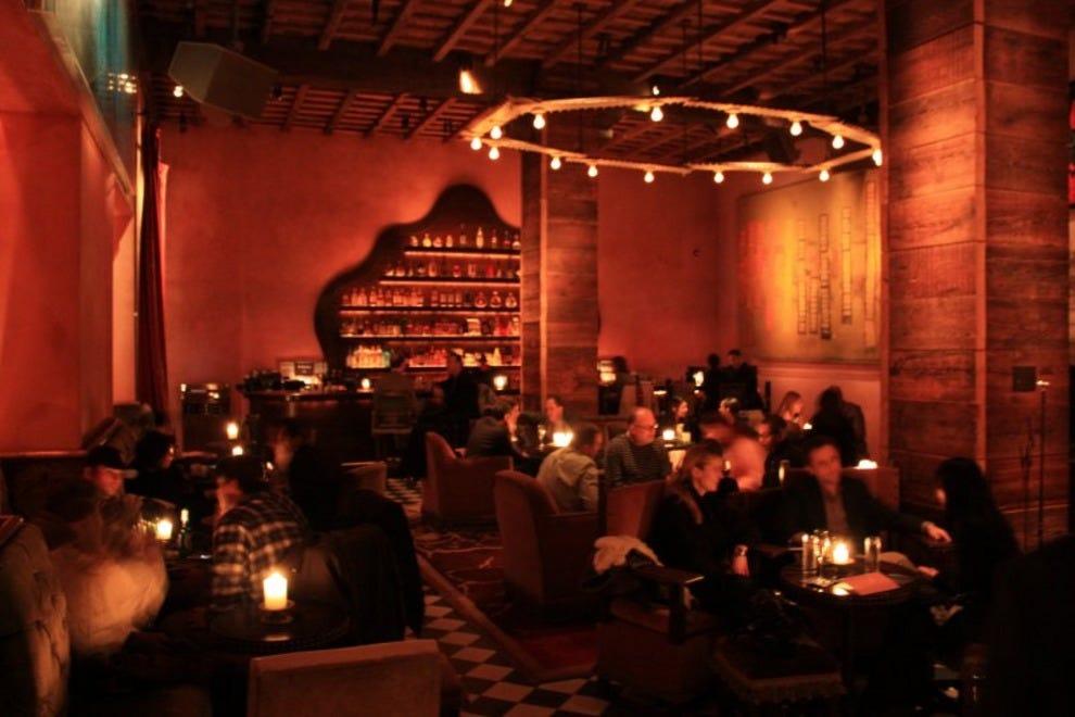 The Rose Bar And Jade Bar New York Nightlife Review