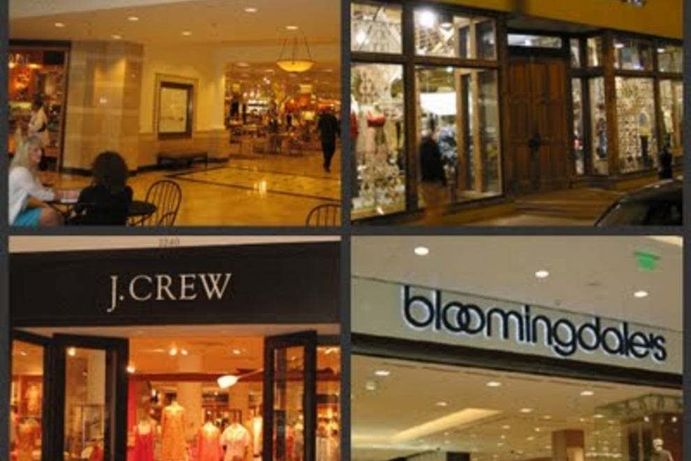 Clothing stores in atlanta mall
