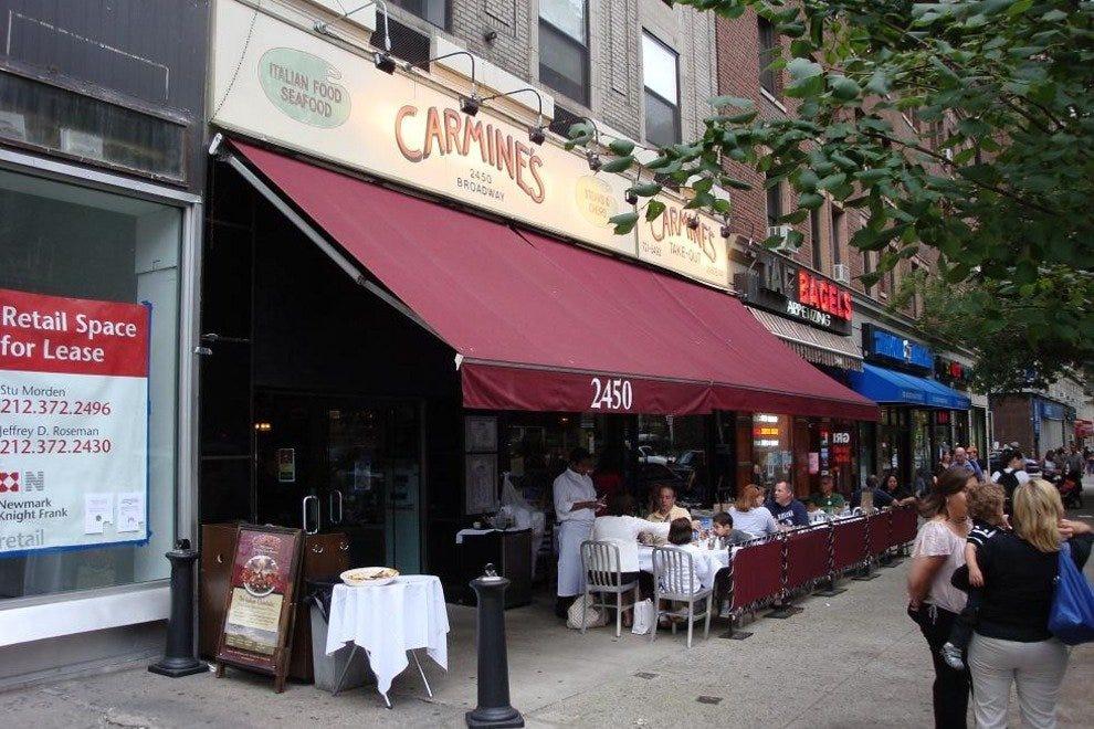 Best Upper West Side Restaurants For Groups