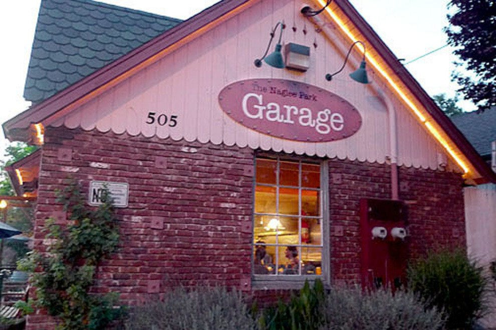 Restaurants Park And Naglee San Jose