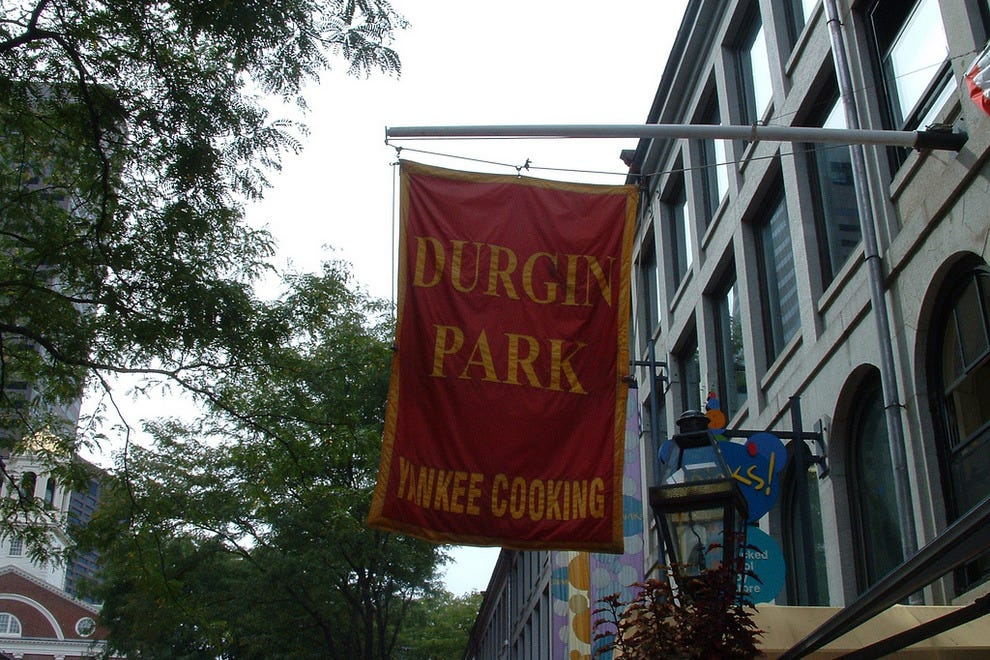 Durgin park