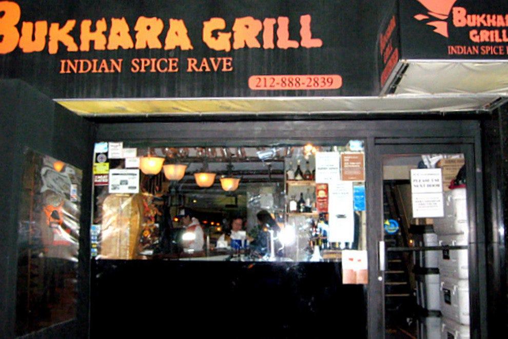 Bukhara Restaurant New York