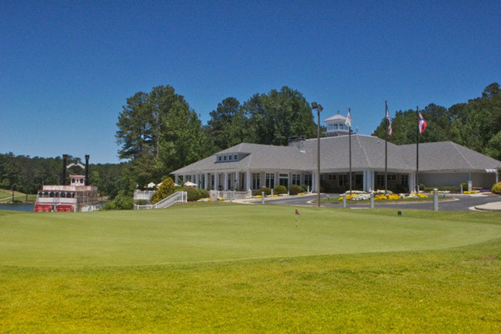 Stone Mountain Golf Course – Lakemont