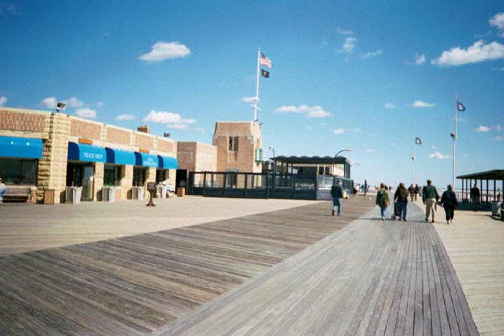 Jones Beach Long Island Boardwalk