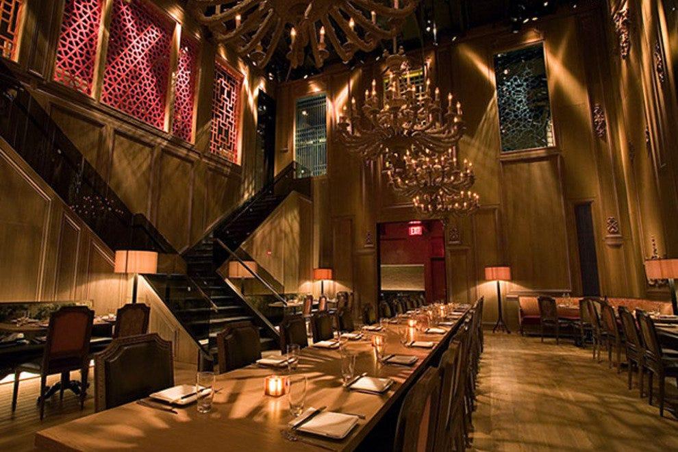 Buddakan Restaurant New York Reviews