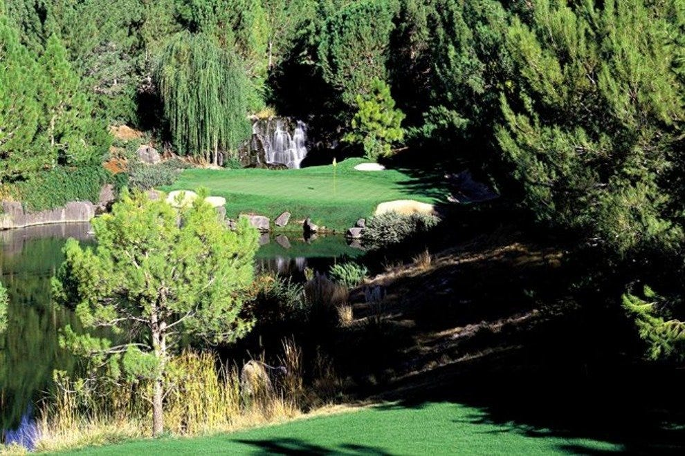 Shadow Creek Golf Course Las Vegas Attractions Review