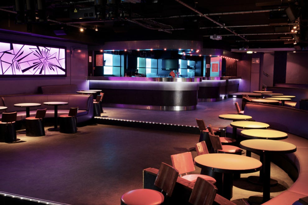 Rex club paris nightlife review 10best experts and for Restaurant le rex