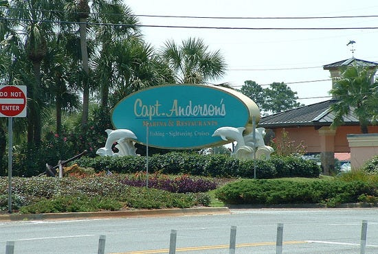Anderson Seafood Market: Panama City Shopping Review - 10Best Experts and Tourist Reviews