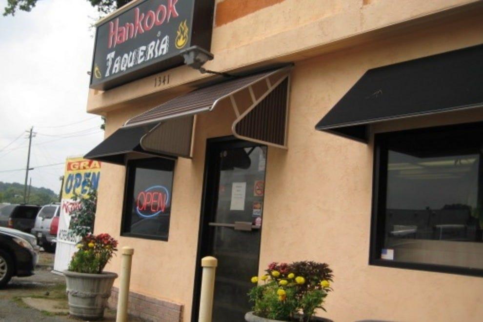 Fusion Korean Mexican Restaurant Atlanta Ga